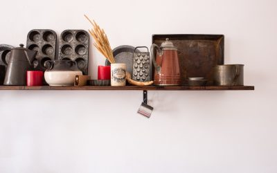 The Historian Is Looking for Old Kitchen Utensils To Display At Town Hall