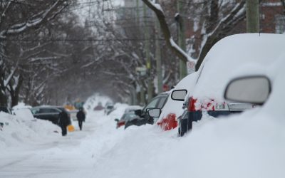 Winter Parking Ordinance Is Now In Effect (Until April 1)